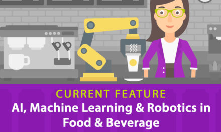 AI, Machine Learning & Robotics in  Food & Beverage