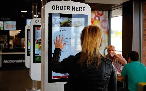 McDonald's Kiosks