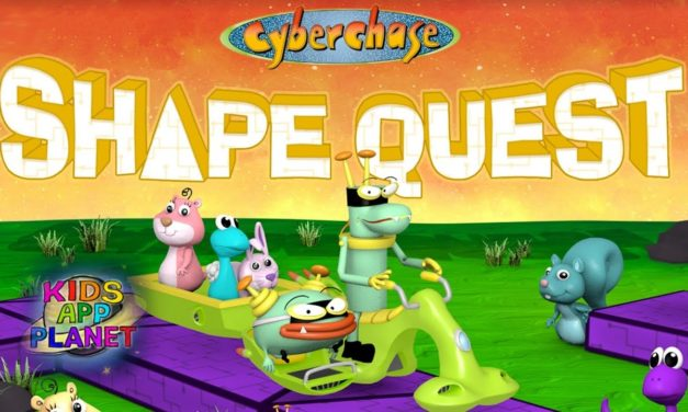 CyberChase Shape Quest