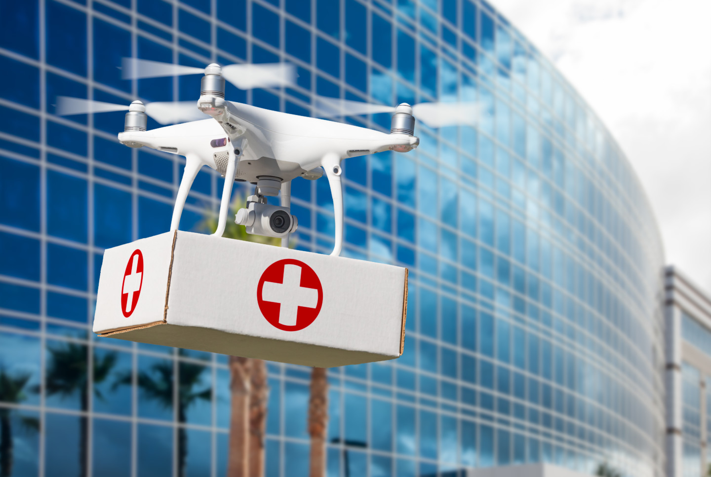 Drones & Medicine
