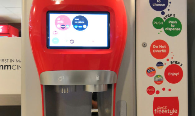 Contactless Beverage Dispenser