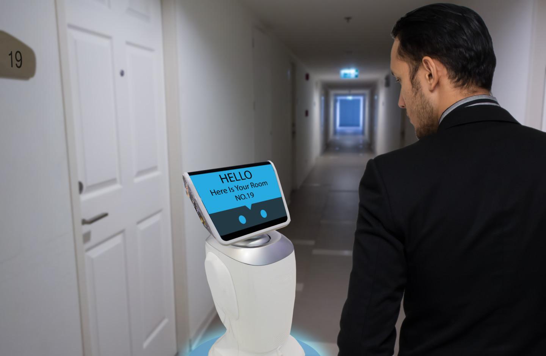 Robot Room Service