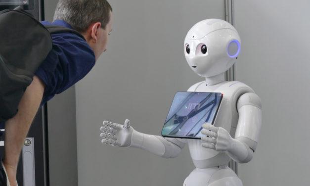Meet the Robot Whisperer