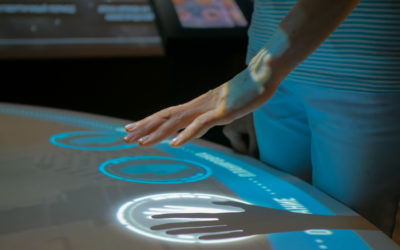 The Touchless Touch-screen