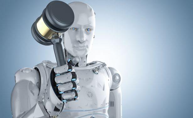 The Robot Judge