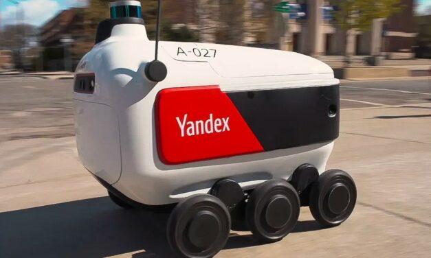 Grubhub Delivery Robots